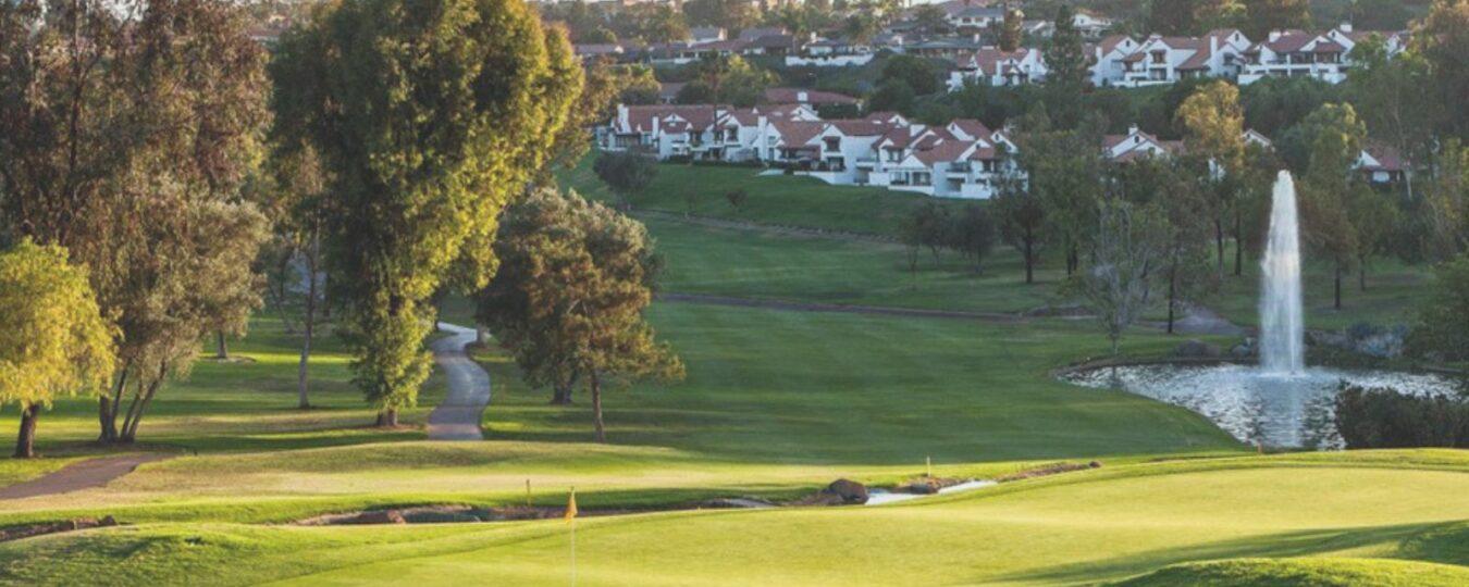 golf course at rancho bernardo inn